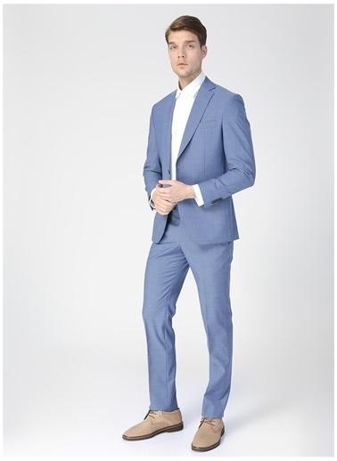 Kip Kip Erkek Mavi Takım Elbise Mavi